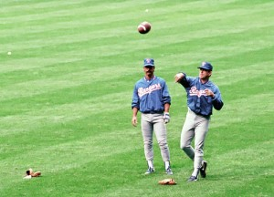 Nolan Ryan Football Throw